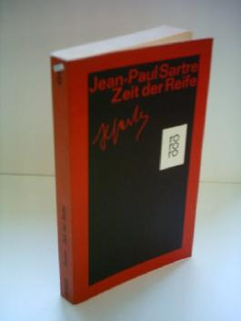 Jean-Paul Sartre : Zeit der Reife