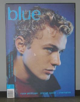 Blue Magazine No. 22