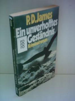 P. D. James: Ein unverhofftes Geständnis