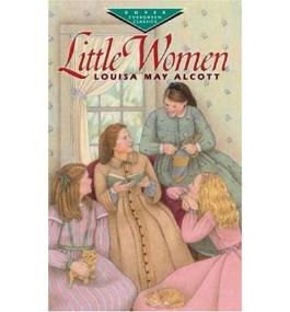 LITTLE WOMEN (DOVER EVERGREEN CLASSICS) BY ALCOTT, LOUISA MAY (AUTHOR)PAPERBACK