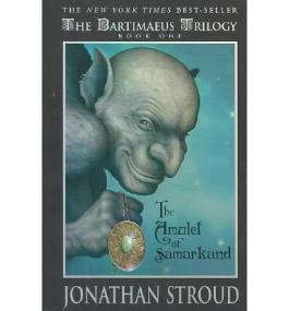THE AMULET OF SAMARKAND BY Stroud, Jonathan(Author)05-2004( Paperback )