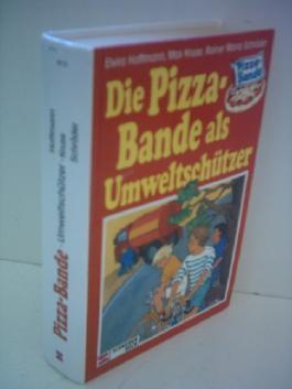 Elvira Hoffmann: Die Pizza-Bande als Umweltschützer