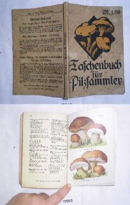 Bestell.Nr. 717910 Taschenbuch für Pilzsammler