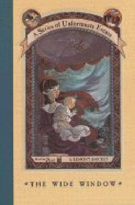 Wide Window Book 3 (00) by Snicket, Lemony [Hardcover (2000)]