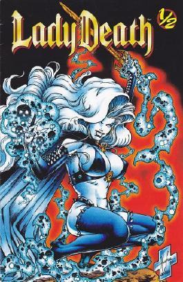 Lady Death (Kiosk) 1/2 , Chaos ! Comics , 1998, Comic-Heft