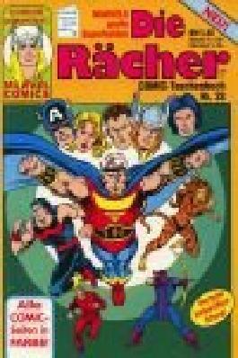 Die Rächer Comic-Taschenbuch 33, = The Avengers, Condor Marvel Comics