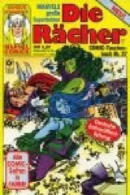 Die Rächer Comic-Taschenbuch 27, = The Avengers, Condor Marvel Comics Condor präsentiert: Marvels große Superhelden .