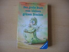 Das grosse Buch vom kleinen grünen Drachen.