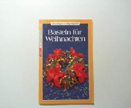 basteln für weihnachten