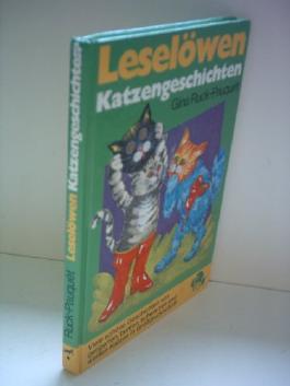 Gina Ruck-Pauquèt: Leselöwen - Katzengeschichten [Gebundene Ausgabe] by Gina ...