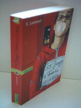 E. Lockhart: 15 Jungs 4 Frösche + 1 Kuss [Taschenbuch] by E. Lockhart