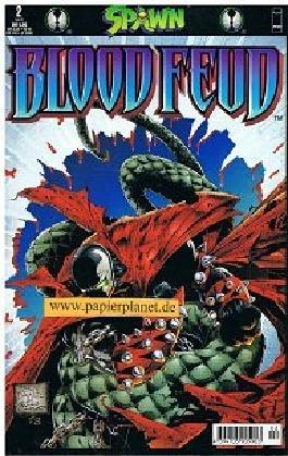 Spawn Blood Feud # 2 (von 2) Juli 1998, (Infinity Image)Comic-Heft
