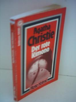 Agatha Christie: Der rote Kimono