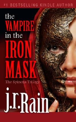The Vampire in the Iron Mask (The Spinoza Trilogy Book 3)