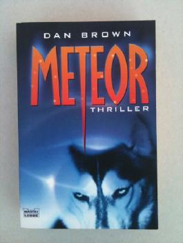 Meteor - Thriller.