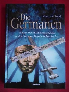 Die Germanen - von den frühen Stammesverbänden zu den Erben des Weströmischen Reiches.