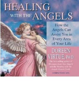 By Virtue, Doreen [ [ Healing with the Angels ] ] Apr-2004[ Compact Disc ]