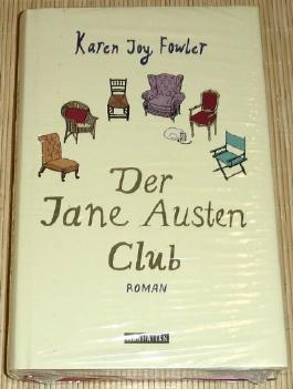 Der Jane Austen Club. Roman