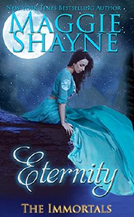 Eternity (The Immortals Book 1)