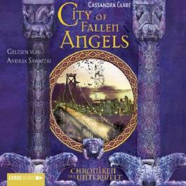 City of Fallen Angels (Chroniken der Unterwelt 4)
