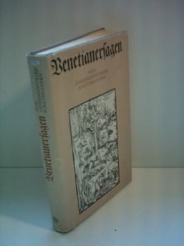 Rudolf Schramm: Venetianersagen - Von Geheimnisvollen Schatzsuchern