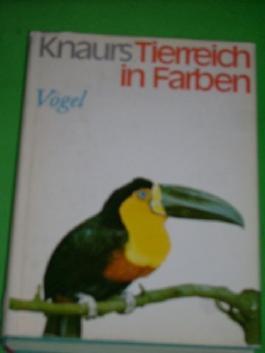 Knaurs Tierreich in Farben - Vögel