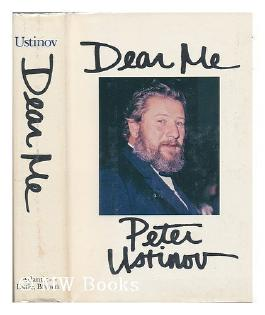 Dear Me by Peter Ustinov on 01/09/1977 1st (first) edition