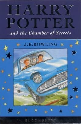 Harry Potter and the Chamber of Secrets (Book 2): Celebratory Edition by Rowling, J. K. on 07/10/2002 Classic celebratory edition