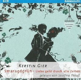 Smaragdgrün. Liebe geht durch alle Zeiten 03 von Kerstin Gier Ausgabe (2011)