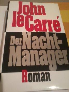 Der Nachtmanager. Roman