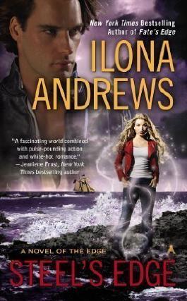 Steel's Edge (Edge Novels) by Andrews, Ilona (2012)