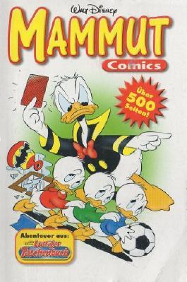 Mammut Comics - Band Nr. 97 - Lustiges Taschenbuch LTB - Über 500 Seiten riesen Lesespaß!