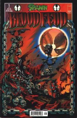 Spawn : Blood Feud Nr. 1 - Image Comics