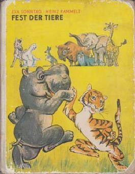 Fest der Tiere Pappbilderbuch