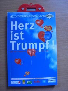 Herz ist Trumpf! Das Herz-Tagebuch mit Herz-Uhr (ZDF-Gesundheitsmagazin Praxis)