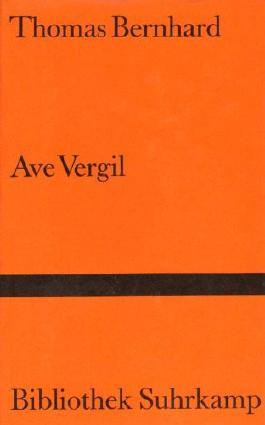 Ave Vergil.