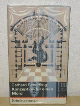 Konzeption für einen Mord : Kriminalroman Gerhardt Scherfling
