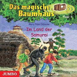 Im Land der Samurai (Das magische Baumhaus 5)