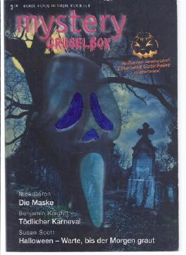 mystery Gruselbox Band 30 ~ Die Maske / Tödlicher Karneval / Halloween - Warte, bis der Morgen graut ;
