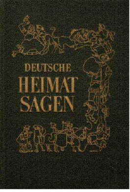 Deutsche Heimatsagen.