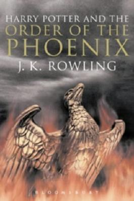Harry Potter and the Order of the Phoenix (Book 5): Adult Edition by Rowling, J. K. ( 2004 )