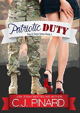 Patriotic Duty (Duty & Desire, Book 1)