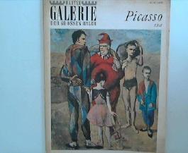 Bastei Galerie der großen Maler .Picasso I. Teil Nr. 19