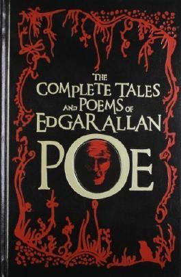 The Complete Tales and Poems of Edgar Allan Poe (Barnes & Noble Leatherbound Classic Collection) by Poe, Edgar Allan published by Barnes and Noble (2010) Hardcover