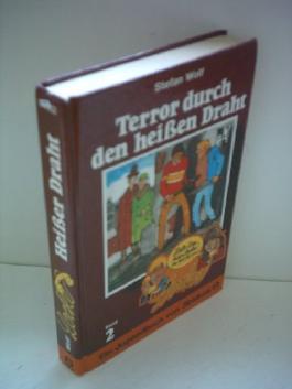 Stefan Wolf: Locke - Terror durch den heißen Draht [hardcover] by Stefan Wolf