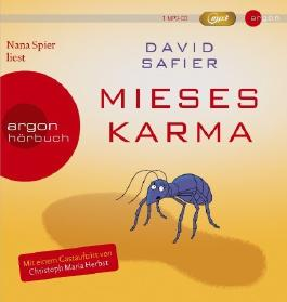 Mieses Karma (MP3-Ausgabe) von Safier. David (2013) Audio CD