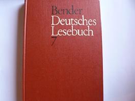 Deutsches Lesebuch 7