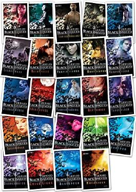 Die Black Dagger Reihe von J R Ward (Taschenbuch)