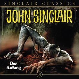 Der Anfang (John Sinclair Classics 1)
