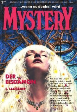 Mystery...wenn es dunkel wird - Band 226 ~ Der Eisdämon ;